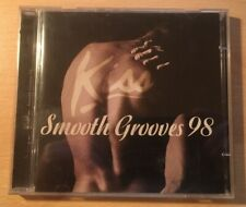"Various Artists ""Kiss Smooth Grooves 98"" 2CD Set *38 Tracks* VG Condition"
