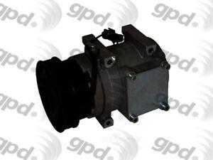 A/C Compressor-New Global 6511702