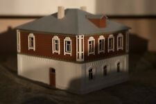 Demonstration model of a two-storey house 1/87 HO