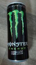 1 piena Energy Drink Lattina MONSTER esportazione Full CAN COCA COLA VERDE 250ml 0714