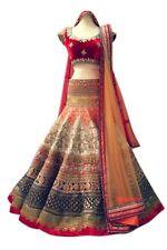 New Indian Designer Pakistani  Lehenga Choli  Ethnic Wedding Lehnga Lh 10525