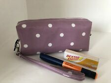 Insulin Diabetes Medical Supplies bag,Insulated Storage Epipen Case, Medical Bag