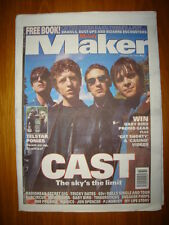 MELODY MAKER 1996 OCT 19 CAST RADIOHEAD BABYBIRD MANICS