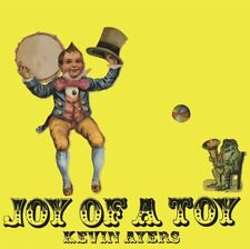KEVIN AYERS - JOY OF A TOY  VINYL LP NEU
