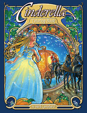 Cinderella Coloring Book, Beautifully illustrated adult coloring book
