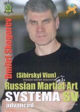 Systema - Russian Martial Arts DVD Advanced Self Defense von Dmitri Skogorev