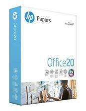 HP Office Printer Paper Ultra White 8.5 x 11 Letter 500 Sheets 92 Bright 1 Ream