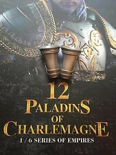COO Models Empire Paladins of Charlemagne METAL Gauntlets loose 1/6th scale