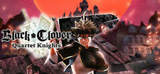 Black Clover: Quartet Knights STEAM CD Key - REGION FREE