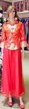 Chinese Wedding Dress Kua Kwa Qipao Cheongsam 8c Custom Make Avail Traditional