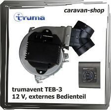 truma trumavent Gebläse TEB-3 12 V für Warmluftverteilung Heizung S 3004, 5004