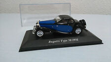 BUGATTI TYPE 50 1932 1/43 NUEVO NEW MINT IN BOX