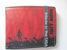 Ant-Man Scott Lang Hank Pym Marvel Comics Buckle Down Bifold Wallet NEW RED