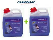Disgregante Instablue Standard Campingaz da 2 5 litri per WC acque nere Camper