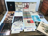 Vintage Star Wars Fan Club Poster Albums Forms Photo Cards