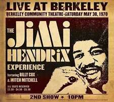 Live at Berkeley - Jimi Hendrix CD Legacy Recordings