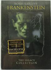The Legacy Collection: Frankenstein stars Boris Karloff, 1931, 2 Disc DVD NEW~!!