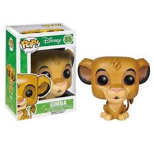 Disney Lion King Simba Vinyl Figure #85 Licensed Disney Collectibles Funko Pop