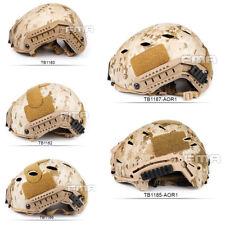Tactical Desert Digital Helmet AOR1 Maritime Ballistic PJ BJ EX Helmet M/L L/XL