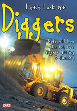 Lets Look at Diggers DVD