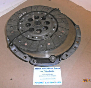 Genuine OE ROVER 75 MG ZT 1.8 Petrol  2 Piece CLUTCH Kit, Cover & Plate 99- 06