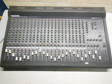 MACKIE SR24-4  VLZ Pro Bus MIxing Console Audio Mixer 24 Channel Console Studio