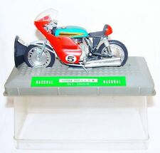 Nacoral Spain 1:16 HONDA CB 750cc RACING Motorcycle + Stand MIB`70 TOP RARE!