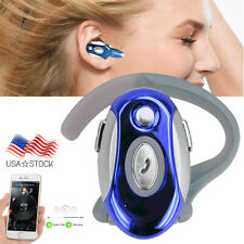 Handsfree Bluetooth Earphone Earpiece Headset for Samsung iPhone Motorola Blu