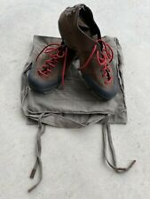 RARE Nike Men's Sz 9.5 Considered Rock Shoe Leather 310020 221 Woven - Plus Tote