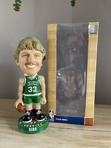 "LARRY BIRD Boston Celtics NBA EXCLUSIVE ""Knucklehead"" Bobblehead #/360 NIB"