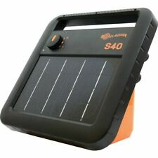 Gallagher S40 Solar Fence Energizer For Livestock Deer Hogs Etc