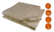 Wärmeunterbett Überhitzungsschutz Elektrische Heizdecke Heizmatte Wärmebett 60W