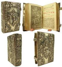 1813 Gospels, Revelations of John. Nikolaos Glykis, Venice. Silver binding.