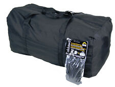 Outdoor Gear Black Foldaway Bag Holdall Lightweight 66 x 34 x 34 cm 67 litres