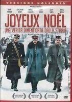 Joyeux Noel Una verità dimenticata dalla storia DVD Rent Nuovo Sigillato Noël