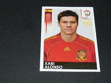 N°426 XABI ALONSO ROJA ESPAGNE ESPAÑA PANINI FOOTBALL UEFA EURO 2008