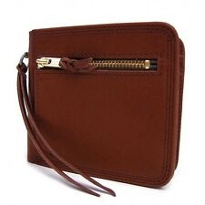 New YOSHIDA LUMBER WALLET 301-04031 Brown EMS tracking From Japan