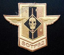 USMC Special Operations Task Force 82 Patch (MARSOC) Desert
