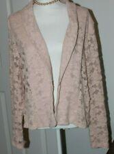 INC Lace Blazer size  XL
