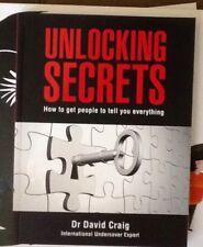 Psycology Unlocking Secrets by David Craig (Paperback, 2013)