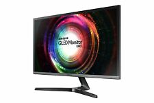 Samsung UHD QLED 4K TV Monitor U28H750 Vibrant Colors Super-fast Response Time