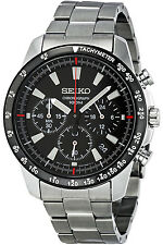 SEIKO SSB031P1,Men's CHRONOGRAPH,STAINLESS STEEL CASE,100m WR,SSB031