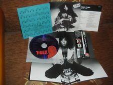 T.Rex Bolan TANX mini LP JAPAN complete SET / Slade Sweet Mud Smokie Quatro CCR