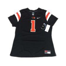 Oregon State Beavers Nike #1 Womens Game Replica Football Jersey Large
