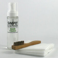 Suede & NuBuck Cleaner. Inc. Brush & Cloth. Suitable for Shoes, Trainers etc