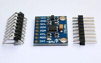 GY-521 MPU-6050 3 AXIS GYRO With ACCELEROMETER Sensor Module Arduino MPU6050 HQ
