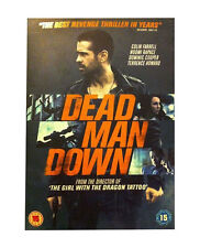 Dead Man Down (DVD, 2013) - Brand NEW
