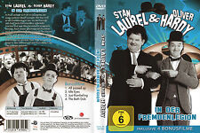 Laurel and Hardy + 4 Bonus Films -