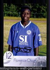 Florence Okoe Tennis Borussia Berlin Top Foto Original Signiert +A49791