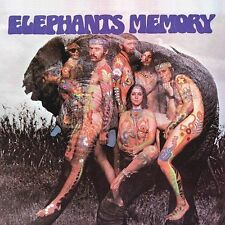 Elephants Memory - Rare CD - John Lennon